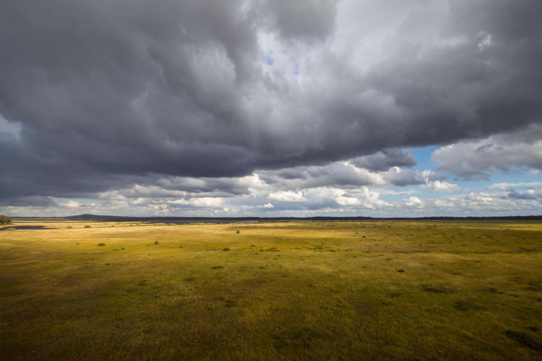 dieses Foto zeigt eine Landschaft in Schweden